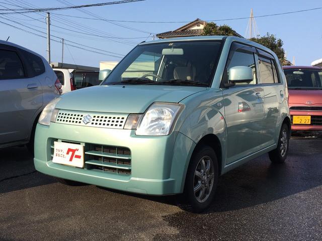 スズキ X 4WD CD アルミ