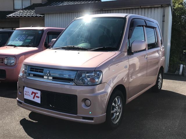 三菱 トッポ M 4WD ナビTV ETC キーレス アルミ インパネAT