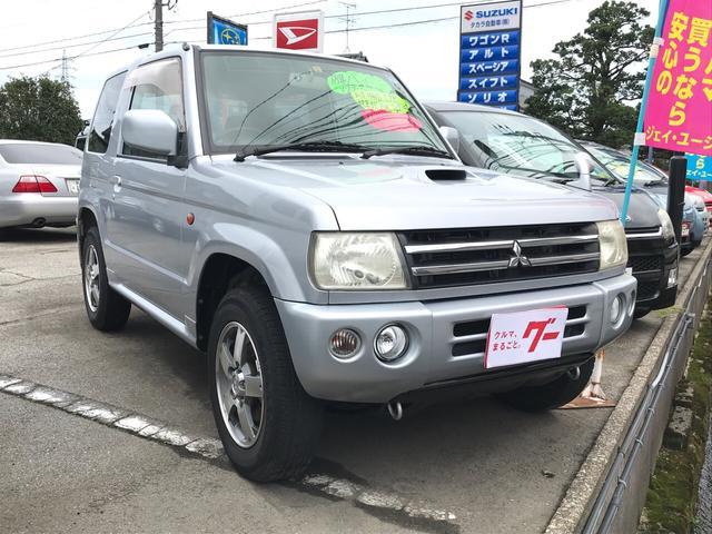 三菱 アクティブフィールドエディション ナビ 4WD