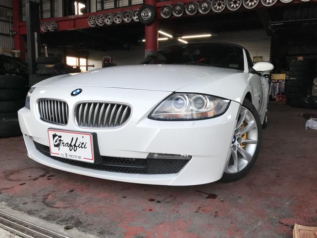 BMW ロードスター3.0si D車 左ハンドル ブラックレザー