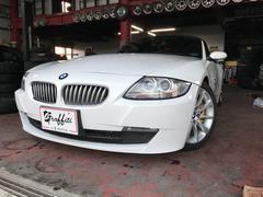 BMW Z4ロードスター3.0si D車 左ハンドル ブラックレザー