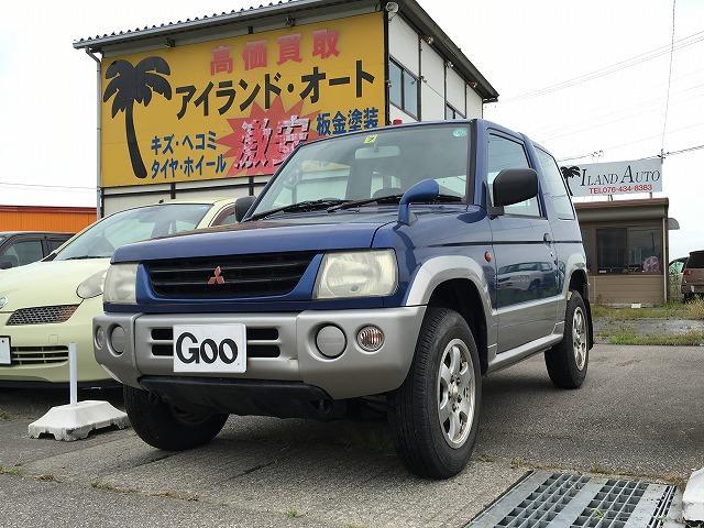 三菱 X 4WD 禁煙車 純正アルミ CD キーレス