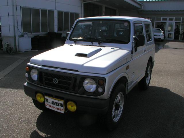 スズキ ワイルドウインド 4WD エンジンリビルト品載替済 天井張替