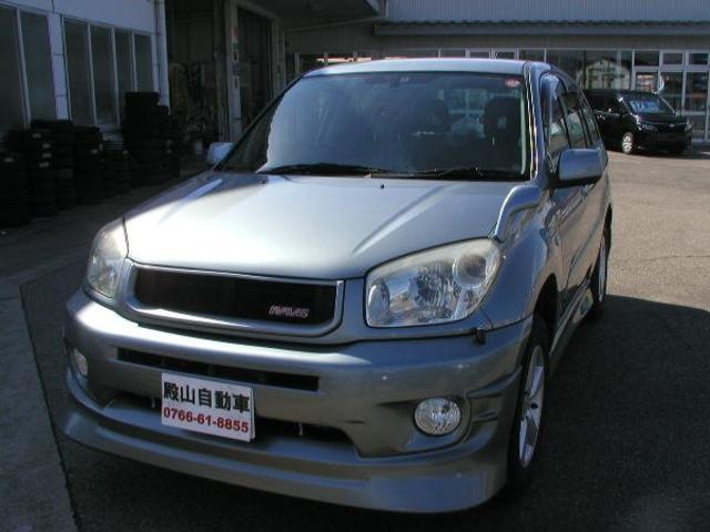 トヨタ RAV4 J X Gパッケージ 4WD ナビ ETC クルーズコントロール