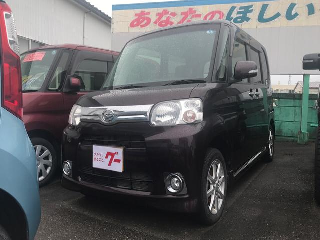 「ダイハツ」「タント」「コンパクトカー」「富山県」の中古車