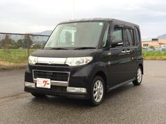タントカスタムX ナビ TV 軽自動車 AT エアコン AW14