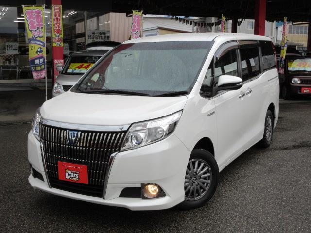 トヨタ ハイブリッドXi ナビ カメラETC シートヒーター