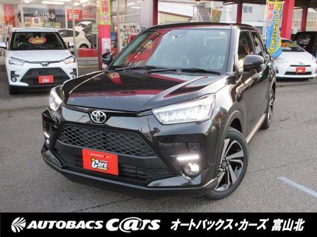 「トヨタ」「ライズ」「SUV・クロカン」「富山県」の中古車