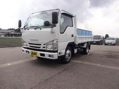 エルフトラック2t強化ダンプ 4WD