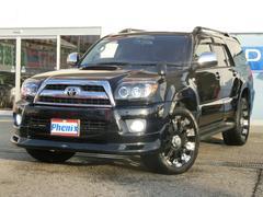 ハイラックスサーフSSR−G4WD専用JBLナビ黒本革C専用AURA仕様4WD