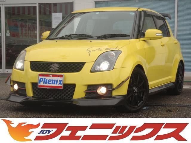 スズキ スポーツメーカーセットオプション車GReddyマフラーHID