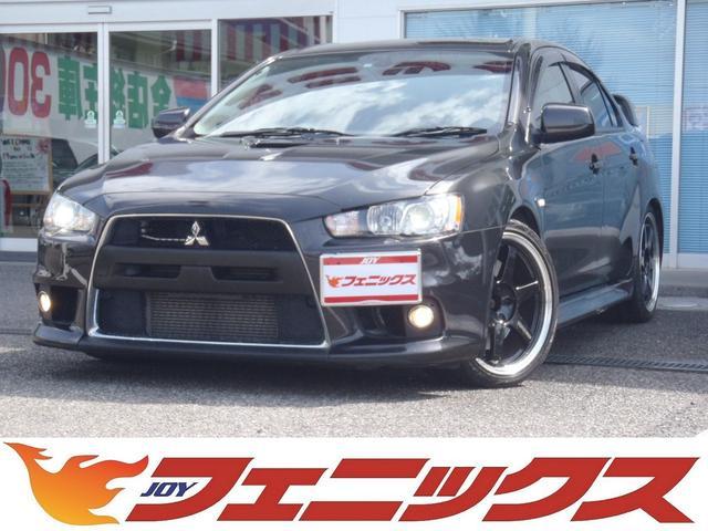 三菱 GSRエボリューションX柿本マフラBLITZ車高調HDDナビ