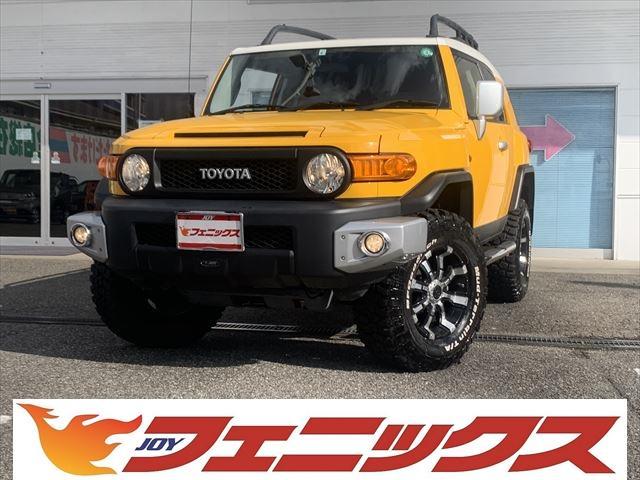 FJクルーザー(トヨタ) オフロードパッケージ 中古車画像