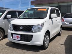 ワゴンRFA 軽自動車 4WD インパネCVT 保証付 エアコン