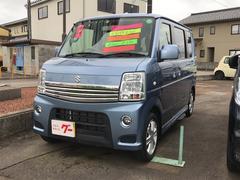 エブリイワゴンPZターボスペシャル 4WD 両側パワスラ