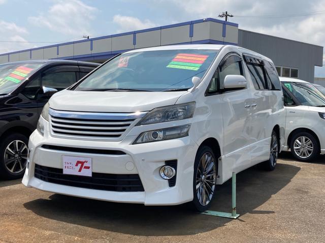 トヨタ 2.4Z 19インチアルミ アルパイン8型ナビTV