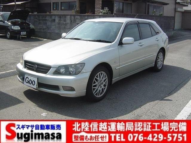 トヨタ AS200 4WD