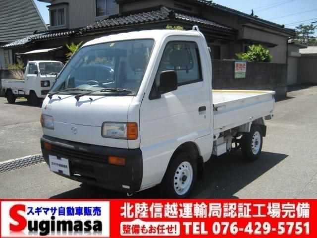 マツダ 4WD
