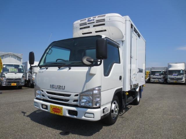 いすゞ エルフトラック 1.5t 冷蔵冷凍車