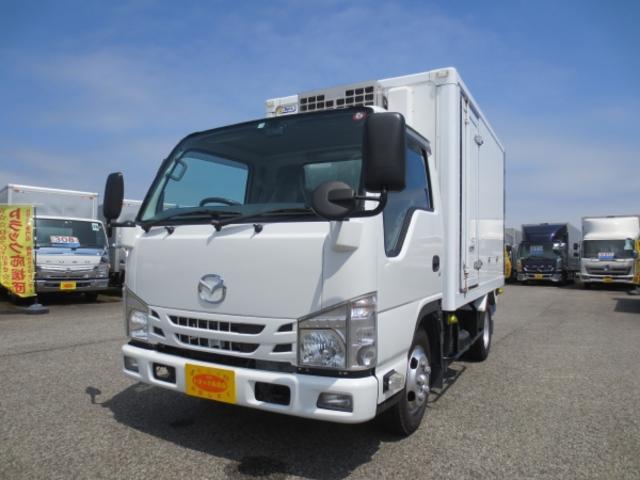 マツダ タイタントラック  1.5t 冷蔵冷凍車