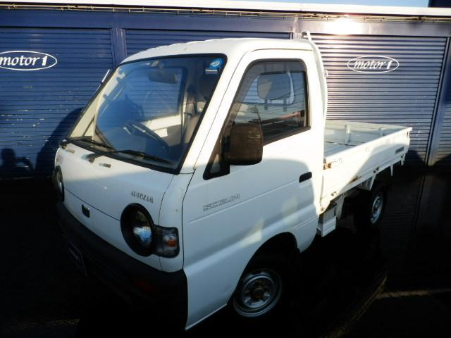 マツダ WA ダンプ 4WD