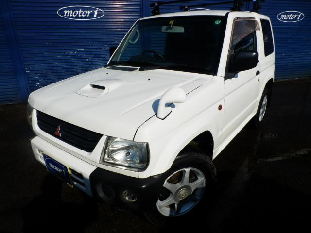 三菱 V 4WD