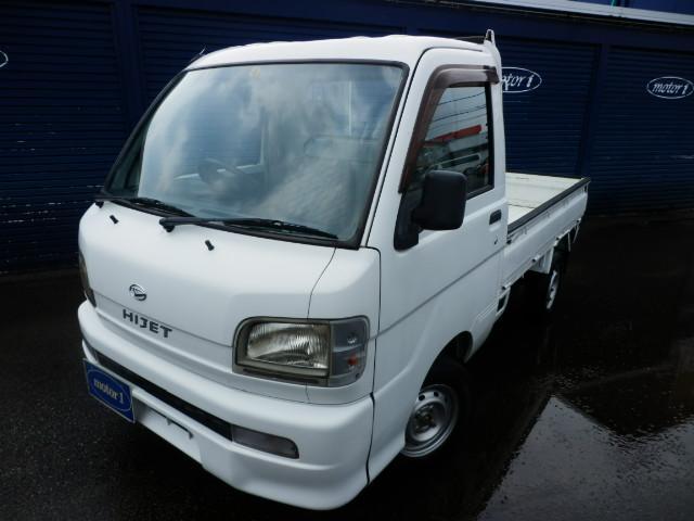 ダイハツ エアコン・パワステ スペシャル4WD 5MT車