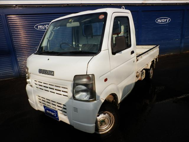 スズキ KC エアコン・パワステ・AT車 4WD