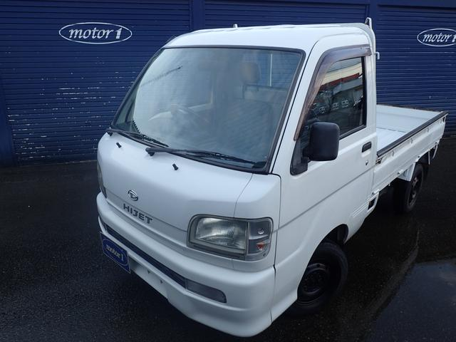 ダイハツ エアコン・パワステ スペシャル 4WD AT車
