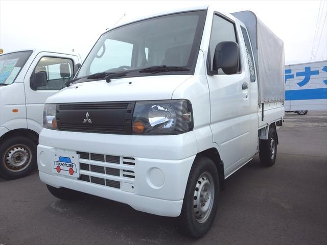 三菱 VX-SE パートタイム4WD AT車 エアコン パワステ CD