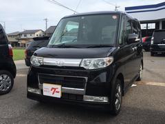 タントカスタムX 軽自動車 ETC AT AC AW14 4人乗り