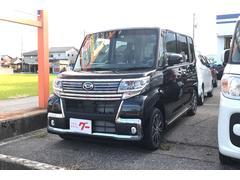 タントカスタムX トップエディションリミテッドSAIII 軽自動車