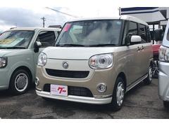 ムーヴキャンバスGメイクアップリミテッド SAIII TV ナビ 軽自動車