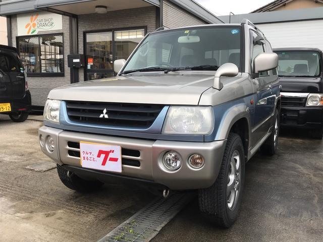 三菱 XR 軽自動車 ETC 4WD シルバーII AT AC