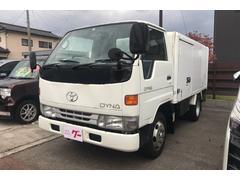 ダイナトラック冷蔵冷凍車 フルジャストローAC PS PW 電動格納ミラ−