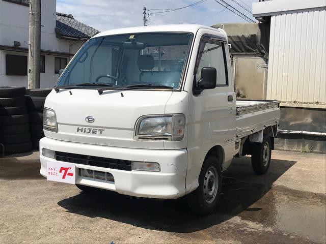 ダイハツ スペシャル 4WD MT パワステ