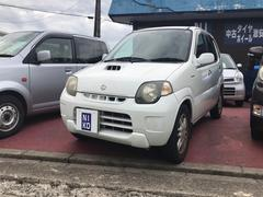 KeiXリミテッド 軽自動車 パールホワイト AT AC AW