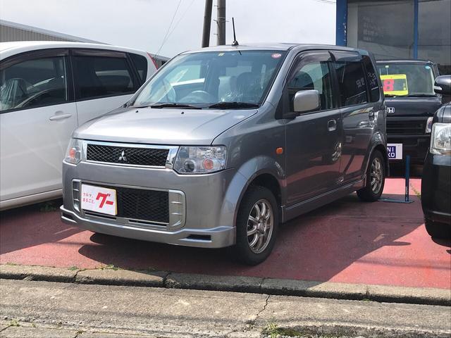 三菱 X 4WD ナビ 軽自動車 ETC