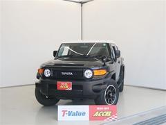 FJクルーザーブラックカラーパッケージ 4WD ETC