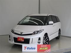 エスティマアエラス プレミアムエディション 4WD