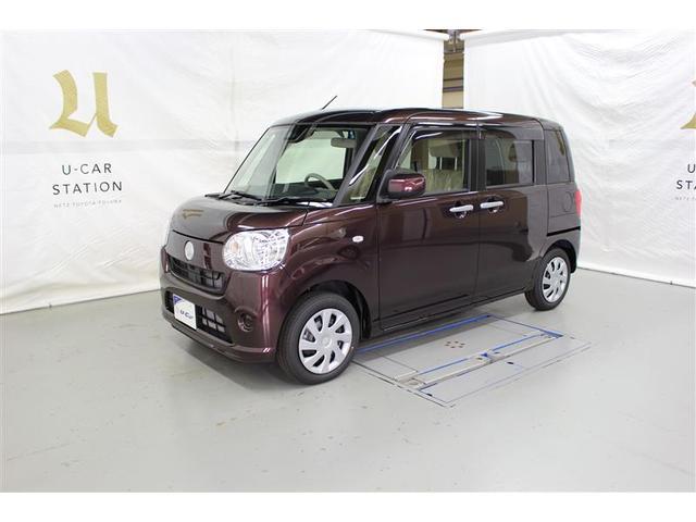 ダイハツ L SAIII 届出済未使用車 4WD アイドリングストップ
