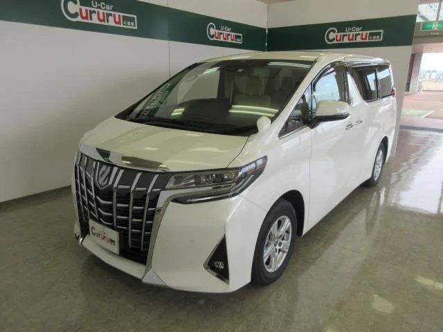 アルファード(トヨタ) 2.5X 中古車画像