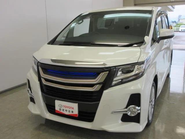 トヨタ 2.5S 4WD メモリーナビ ETC 両側電動スライドドア