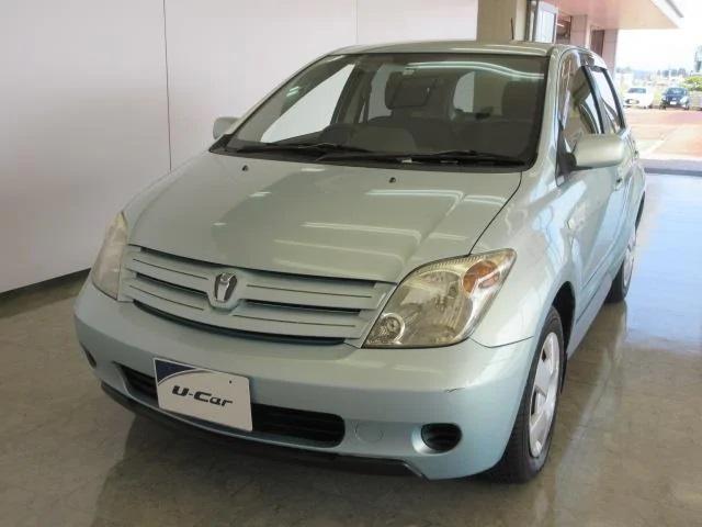 トヨタ イスト 1.3F キーレスエントリー CD ABS デュアルエアバッグ