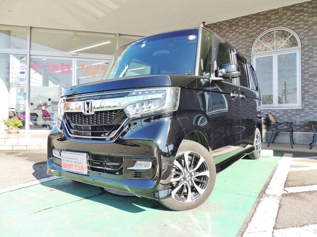 「ホンダ」「N-BOX」「コンパクトカー」「富山県」の中古車