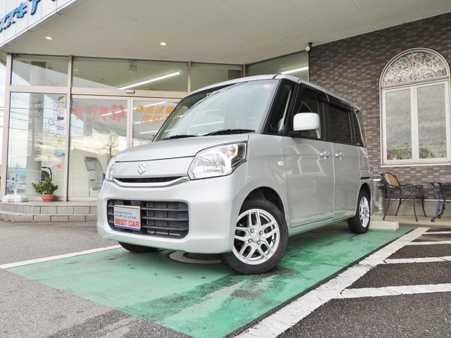 「スズキ」「スペーシア」「コンパクトカー」「富山県」の中古車
