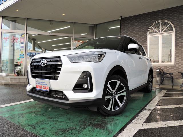 「ダイハツ」「ロッキー」「SUV・クロカン」「富山県」の中古車