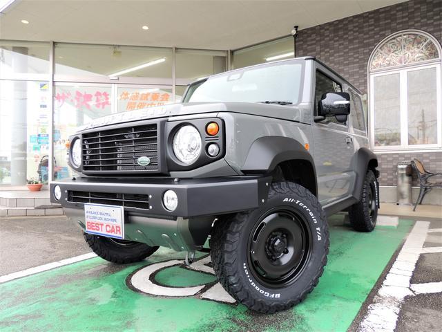 「スズキ」「ジムニーシエラ」「SUV・クロカン」「富山県」の中古車