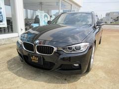 BMW320i Mスポーツ 純正HDDナビ パワーバックドア