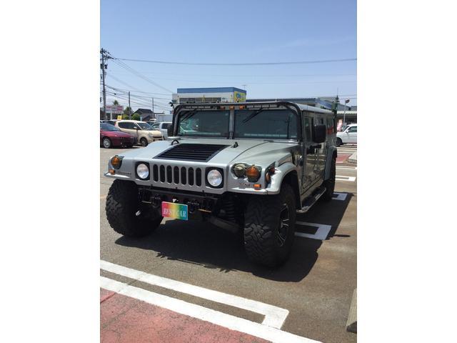 ハマー ハマーH1 ベースグレード 4WD